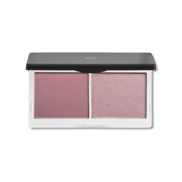 Lily Lolo arcpirosító duó - Naked Pink