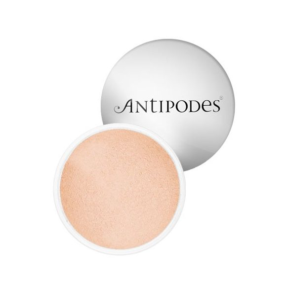 Antipodes - ásványi alapozó - Pink Pale