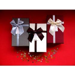 MASNIS közepes méretű, prémium minőségű ajándékdoboz