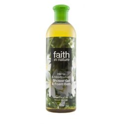 Faith in Nature Kender és tajtékvirág tusfürdő