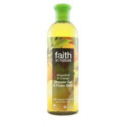 Faith in Nature - Grapefruit és narancs tusfürdő