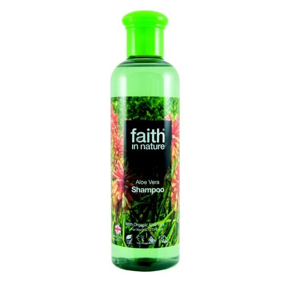Faith in Nature - Bio aloe vera sampon