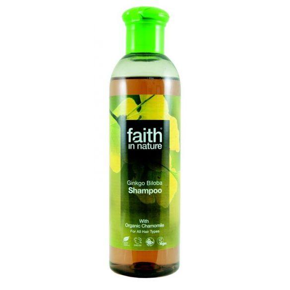 Faith in Nature - Ginko biloba sampon
