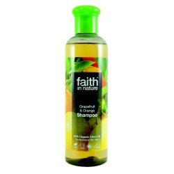 Faith in Nature - Grapefruit és narancs sampon