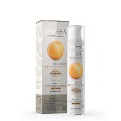 Mossa - Színezett hidratáló krém