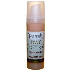 Provida Organics Bio Liquid Make-up matt alapozó medium