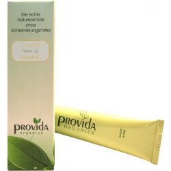 Provida Organics Cover Make-up alapozó Naturell